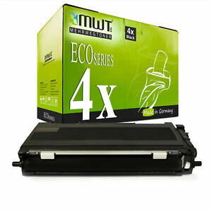 4x-MWT-Eco-Toner-compatible-pour-Brother-hl-l-2365-dw-hl-l-2300-d-mfc-l-2740-cw