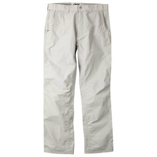 NEW Mountain Khakis Men's Equatorial Pant, Stone, 30W 32L technical hiking 30x32
