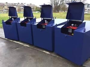 500 Litre Bunded Diesel Fuel Storage Tanks by fuel Safe UK eBay