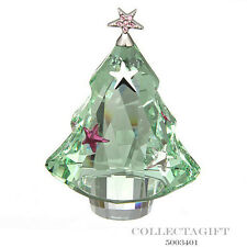 Authentic Swarovski Chrysolite Christmas Tree #5003401