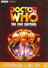 Doctor Who Five Doctors 25th Annivers 0883929018970 DVD Region 1
