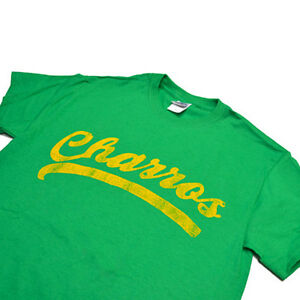 CHARROS-jersey-kenny-powers-east-costume-bound-and-Down-MEXICO-Halloween-T-Shirt
