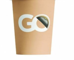 16oz Double WALL Go Takeaway Cafe Hot Cold Water Tea Coffee Drinks CUP x 500