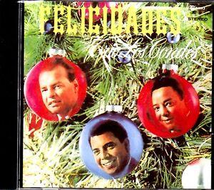 TRIO LOS CONDES - FELICIDADES /EXTOS NAVIDEÑOS -CD