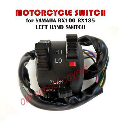 On-Off Ind Horn Handlebar Switch Left Hand Yamaha Hi-Low
