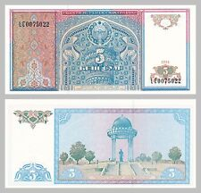 Usbekistan / Uzbekistan 5 Sum 1994 p75a unz.
