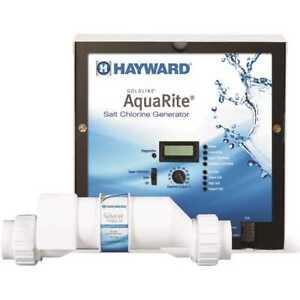 Hayward W3aqr9 Aqua Rite Complete Salt System Up To 25 000