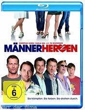 MÄNNERHERZEN (Christian Ulmen, Nadja Uhl, Til Schweiger) Blu-ray Disc NEU+OVP