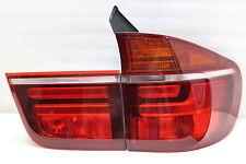 Original BMW X5Rückleuchte Rücklicht außen+innen rechts SET  E70 LCI 10-14