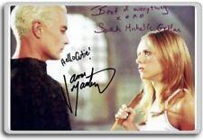Sarah Michelle Gellar Autographed Preprint Signed Photo Fridge Magnet