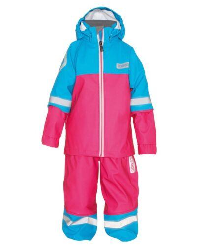 Les filles de Didrikson 2 piece costume WATERMAN-veste et salopettes-SKI NEIGE humide