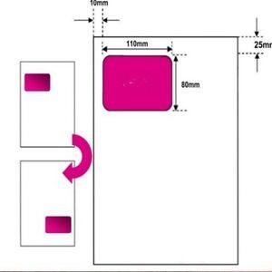 1000 a4 rechnung adressetiketten ebay papier verpackung. Black Bedroom Furniture Sets. Home Design Ideas