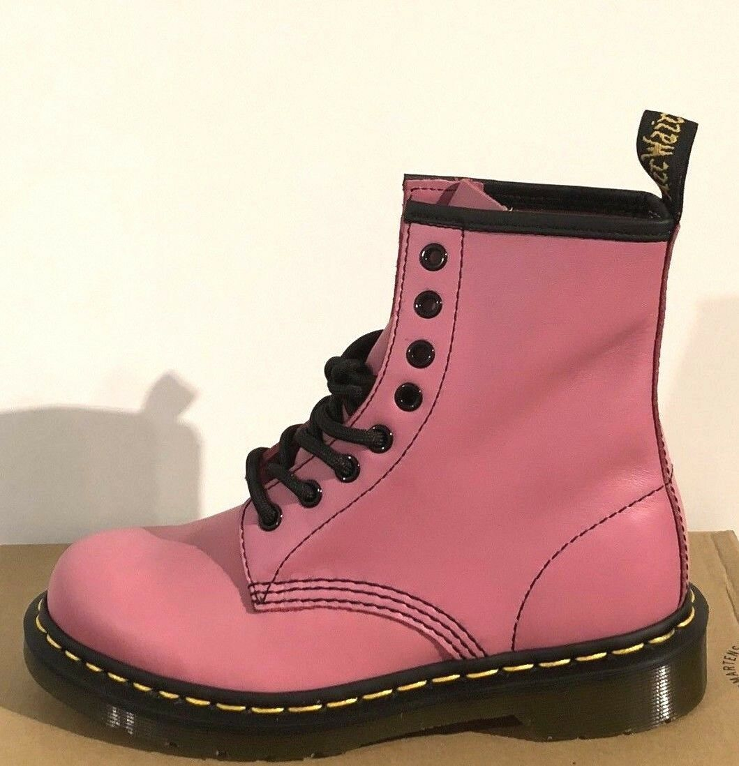DR MARTENS 1460 CANDY PINK SOFTY T  SIZE UK 4, EUR 37