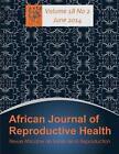 African Journal of Reproductive Health: Vol.18, No.2 June 2014 by Brown Walker Press (FL) (Paperback / softback, 2014)