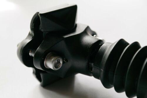 GEFEDERTE Sattelstütze für FOCUS AVENTURA² 6.7 bis 200kg 31,6mm gr.Federweg