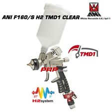 Ani F160s H2 Tmd1 Clear Professional Spray Gun In Suitcase