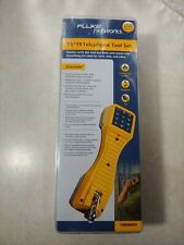 New Listingfluke Networks 19800009 Ts19 Telephone Test Set Yellow