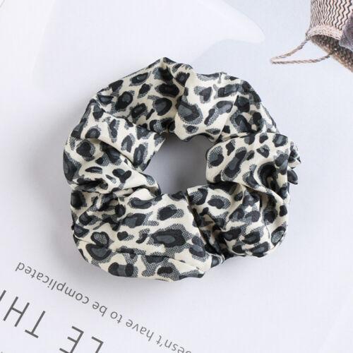 band kopfbedeckungen haare ab leopard haar zopfbänder haar ring gummi
