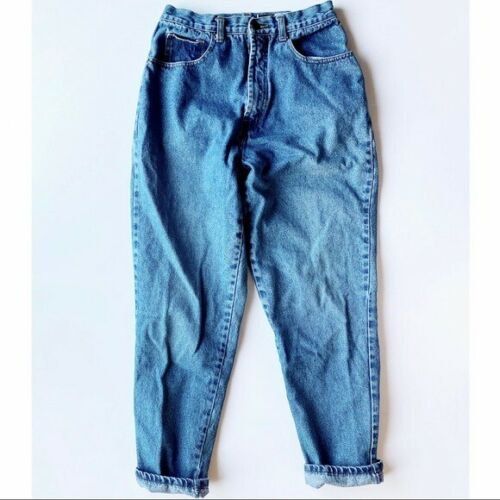 WilliWear Sport Mom Jeans Vintage High Waisted Me… - image 1
