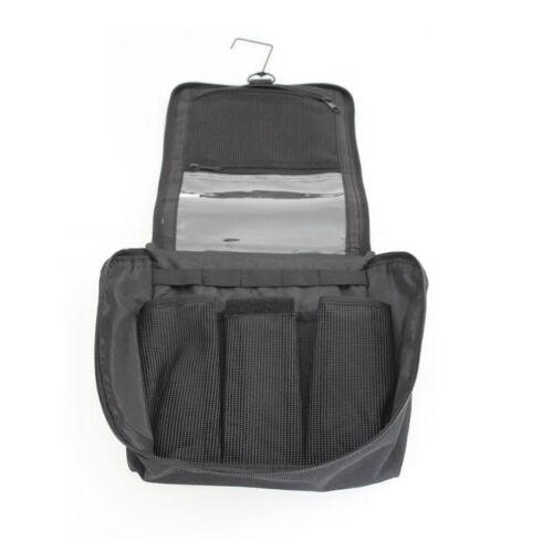 Mens Toiletry Bag Hanging Kit Wash Toiletries Travel Case Travelling Folding