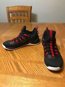 Zapatillas Jordan rojas Air Ah8110 negras J23 talla Mj 001 12 Nike rxBwqAr