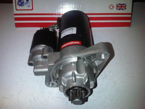VW TOUAREG R5 2.5 TDi TD DIESEL AUTOMATIC /& MANUAL 03-10 BRAND NEW STARTER MOTOR