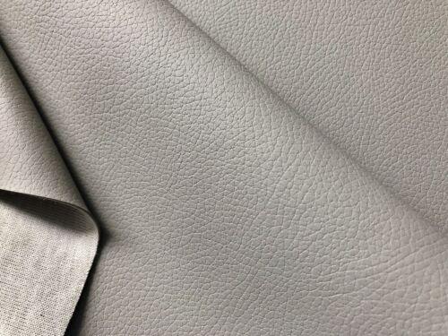 3 mm fuerte extremadamente rasguñan resistente Cuero m MB gris de 164 cm de ancho 1300gr//LFM 1