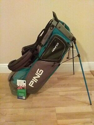 Ping Hoofer Las Stand Carry Golf Bag