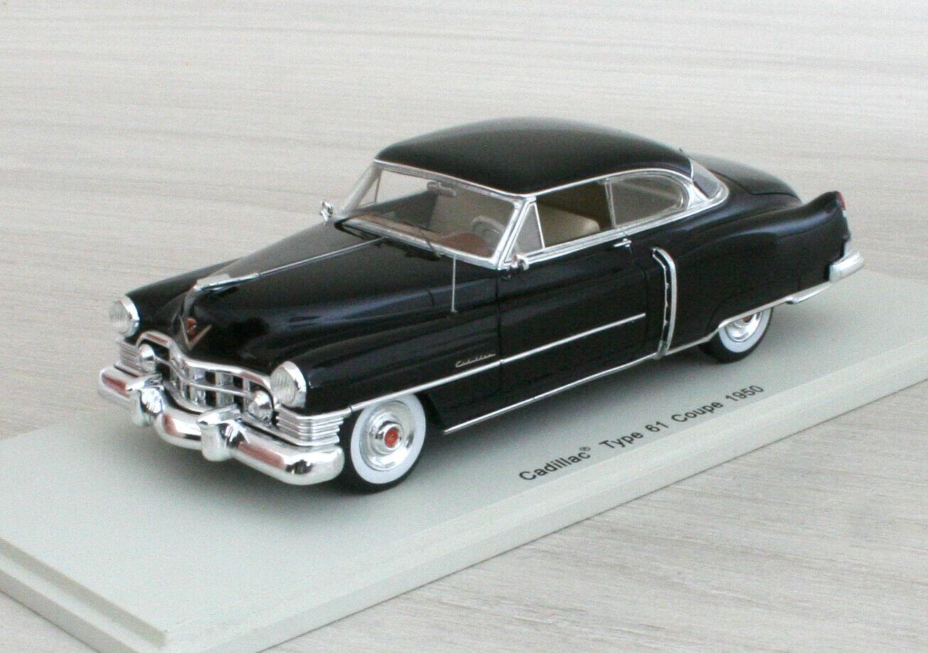 la mejor oferta de tienda online CADILLAC TYPE 61 Coupé - - - 1950 - SPARK S2920 - 1 43  venta al por mayor barato