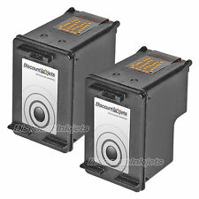 2 CB335WN BLACK Printer Ink Cartridge for HP 74 HP74 Deskjet D4280 D4360 D4363