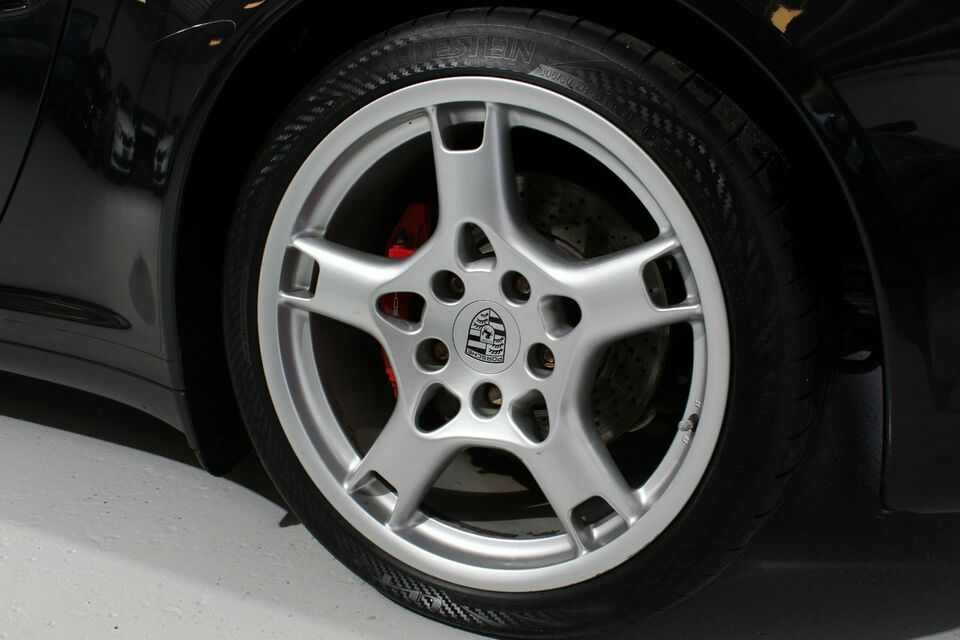 Porsche 911 Carrera 4S 3,8 Cabriolet Tiptr. Benzin 4x4 4x4