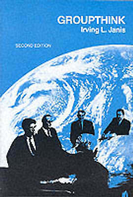 Group Think by Janis, Irving Lester (Paperback book, 1982)