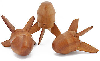 Time Bombs Saba Wood Plug Price Per 1