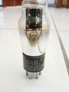 Wards-Super-Airline-Type-56-Radio-Tube-tested-48-37-56