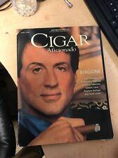 Cigar Aficionado Magazine April 1998 Featuring Stallone
