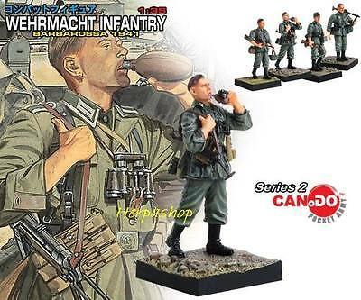 Dragon 1:35 #12 Barbarossa WWII Deutsche Wehrmacht CD_12