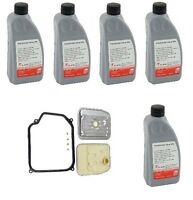 5- Automatic Transmission Fluid Liter And Filter Kit Beetle Cabrio Golf Jetta on sale