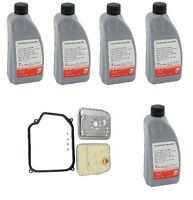 5- Automatic Transmission Fluid Liter And Filter Kit Beetle Cabrio Golf Jetta