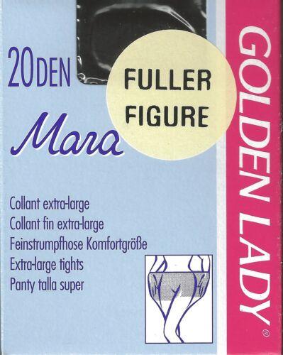 Collant BASIC COMFORT NERO BIG SIZE 48-52//52-56
