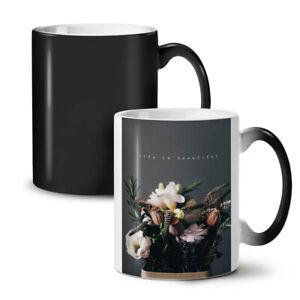 Beautiful Life Art NEW Colour Changing Tea Coffee Mug 11 oz   Wellcoda