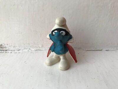Vintage Smurf SPY SMURF 2.0008 Peyo Schleich 1966 *combined postage*