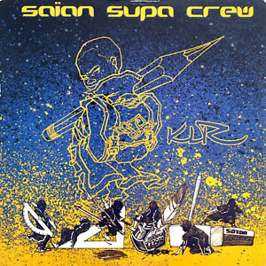 Saian-Supa-Crew-CD-Single-Saian-Supa-Crew-Promo-France-G-EX