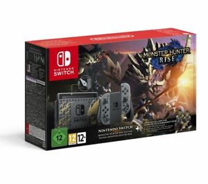 NINTENDO Switch - Monster Hunter Rise Edition - Currys