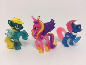 My Little Pony Friendship is Magic Neon Lotus Blossom Blind Bag Figure Hasbro