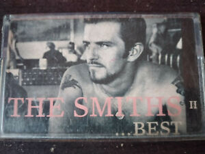 THE SMITHS - ...Best II CASSETTE TAPE / Made In PHILIPPINES / Morrissey