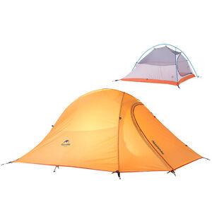 Image is loading NatureHike-Outdoor-C&ing-2-Person-4-Season-Tent-  sc 1 st  eBay & NatureHike Outdoor Camping 2 Person 4 Season Tent Ultralight Tent ...