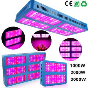 Reflector Series Led Grow Lights 1000w 2000w 3000w Full