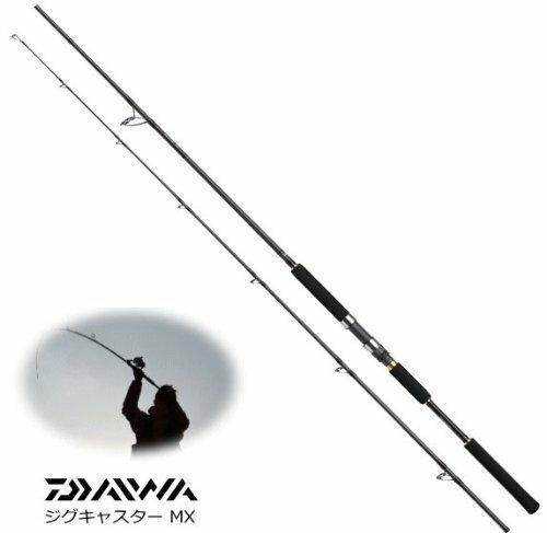 Daiwa JIG Caster MX 96MH Shore Jigging asta pesca from Japan nuovo