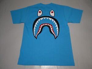 bape shark face shirt