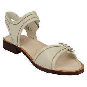 Glitz tiras Clarks medio ancho con Cabaret Uk D blancas sandalias 3 hebilla de Womens de 65xfqrB5